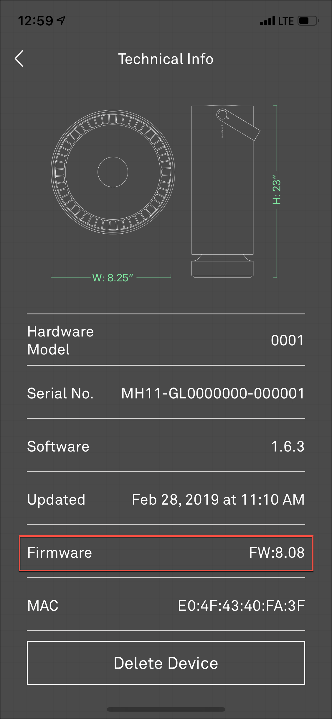 How do I get the latest firmware version for my Molekule? – Molekule
